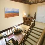 Staircase & Landing